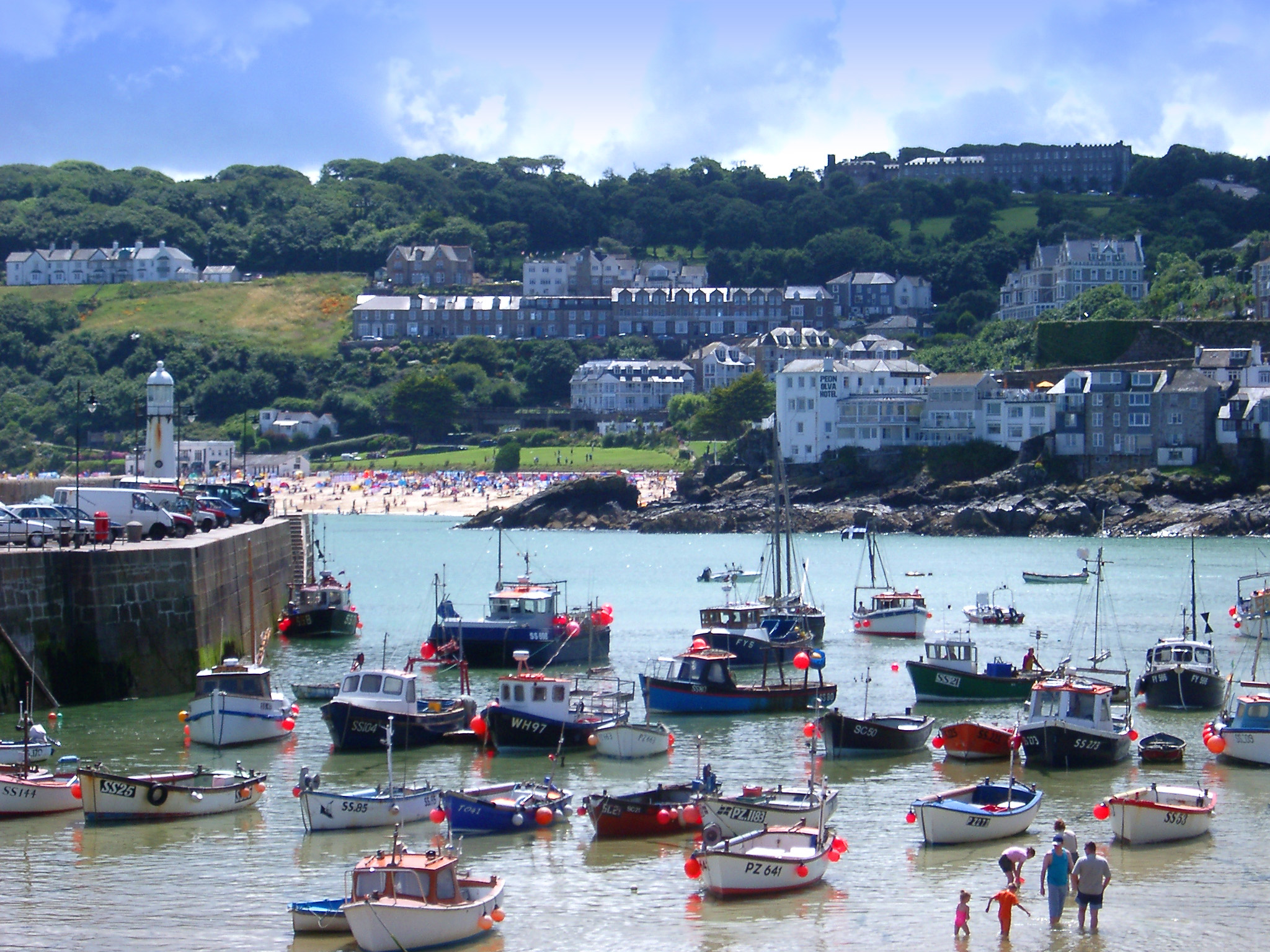 Free stock photo of st ives harbour photoeverywhere for The ives
