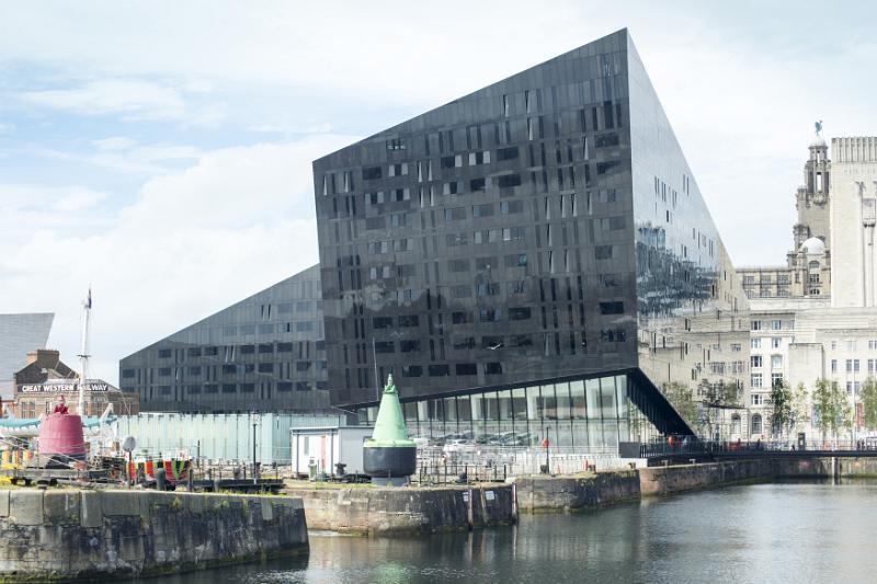 Free Stock photo of Rhombus shape building on Mann Island ...