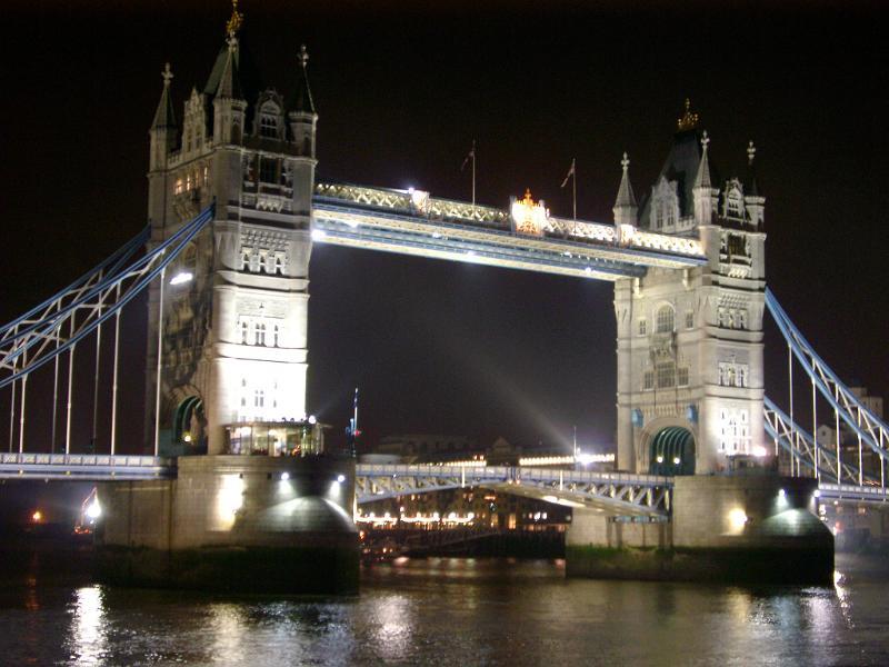 bridge gb night london - photo #47