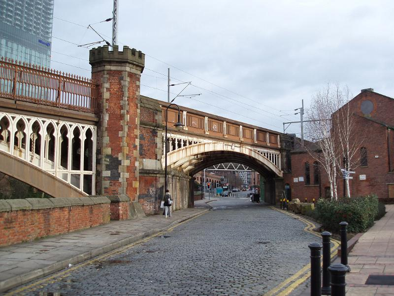 free stock photo of castlefield  manchester