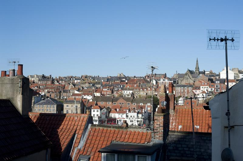 Free Stock Photo Of Whitby Rooftops Photoeverywhere