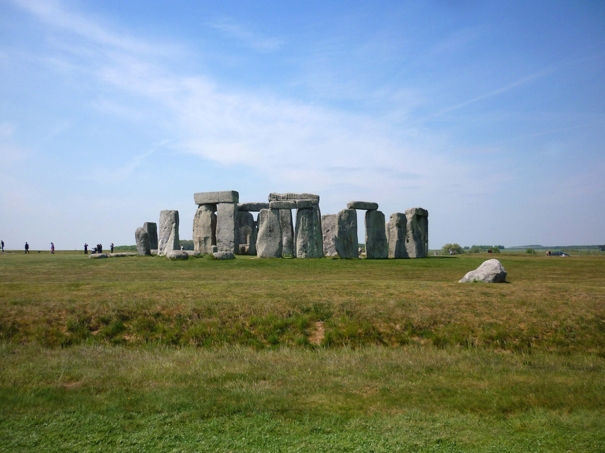 UNESCO World Heritage Site stone circle
