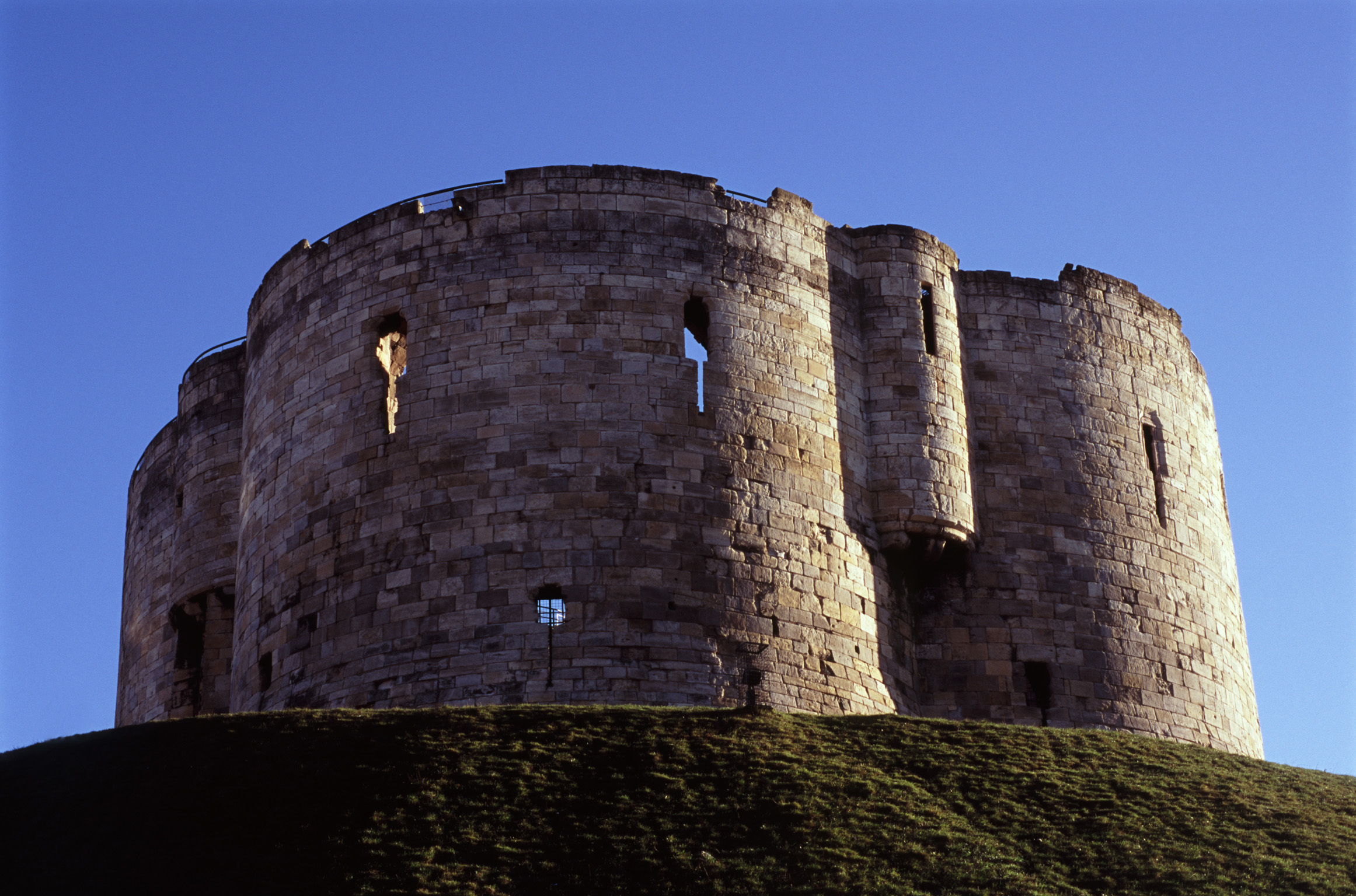 Cliffords tower, York, England