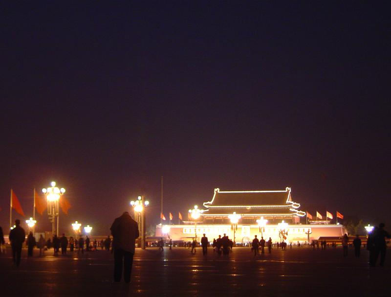 free stock photo of beautiful lights of forbidden palace