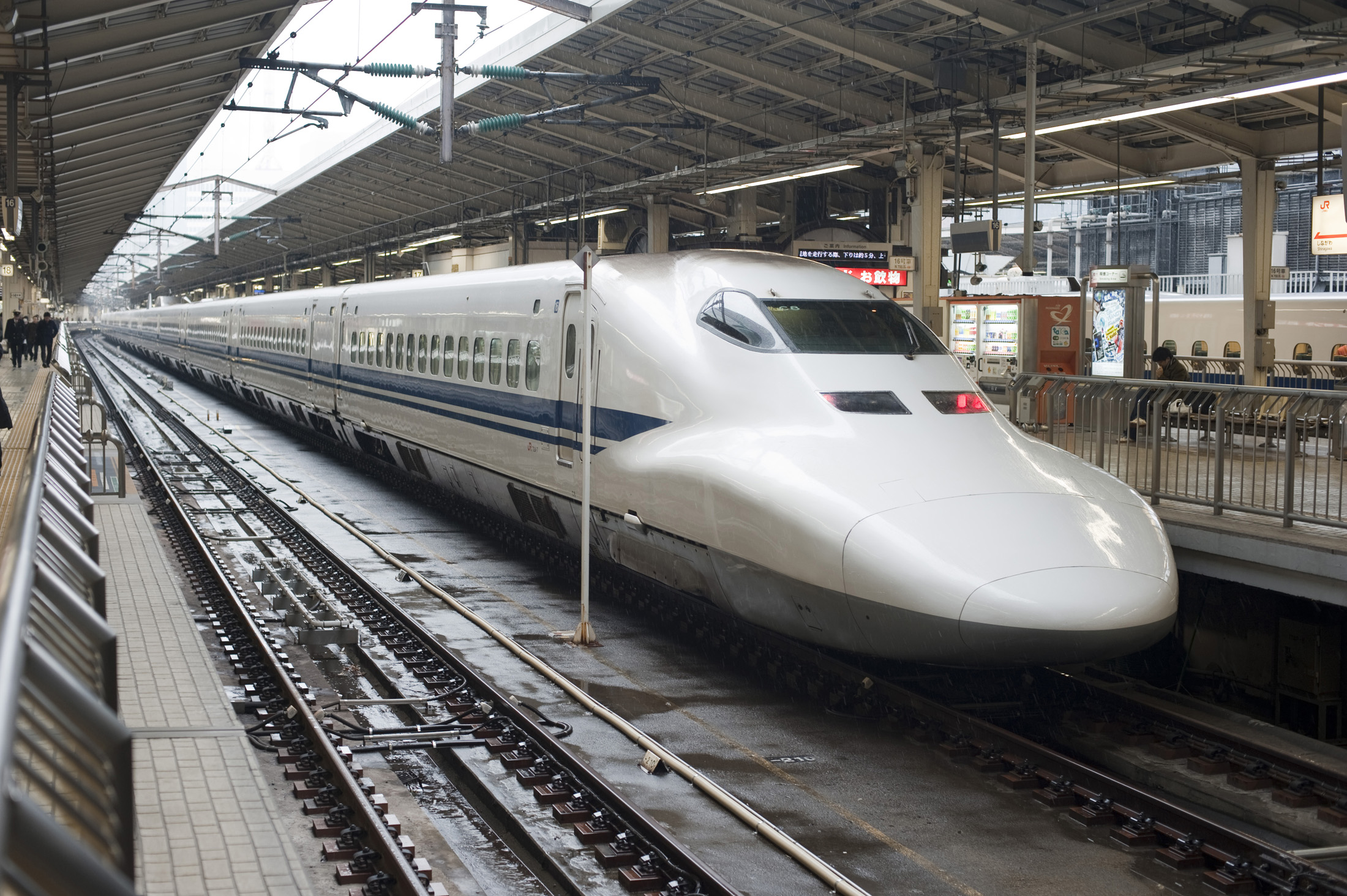 Free Stock photo of Bullet train | Photoeverywhere