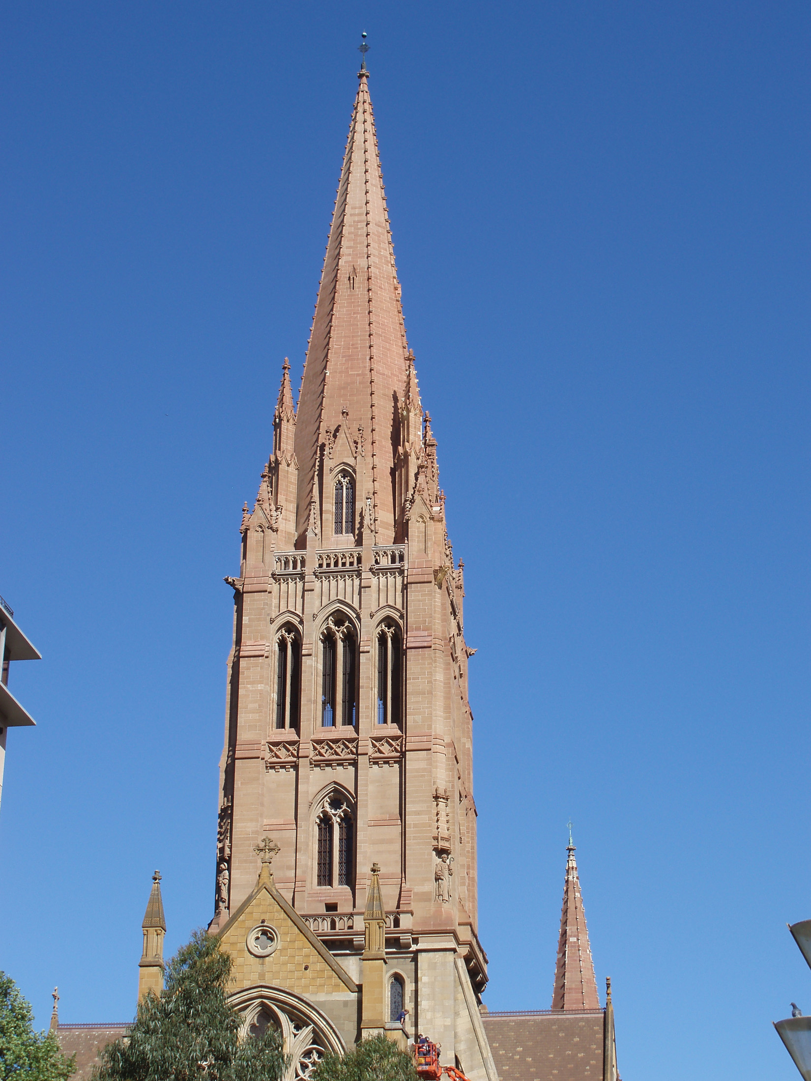 free stock photo of melbourne cathedral