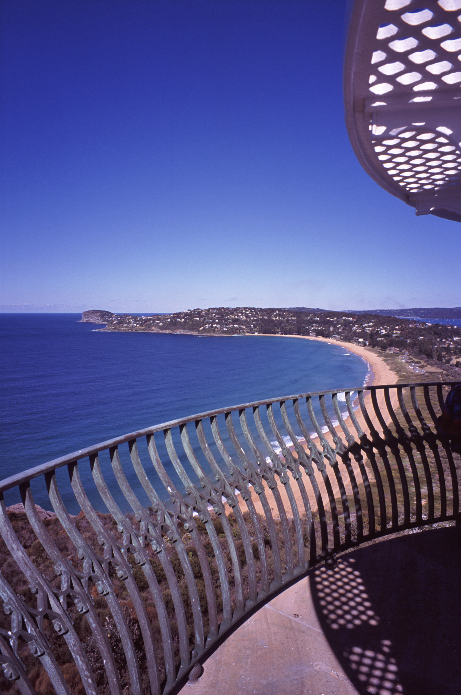 View of Palm Beach from Balcony, Barrenjoey, New South Wales