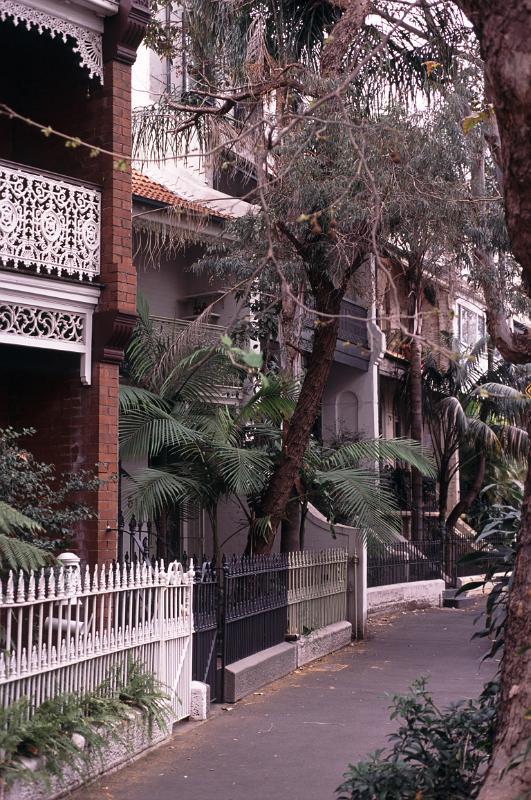 Free Stock Photo Of Terraces Of Sydney Federation Heritage