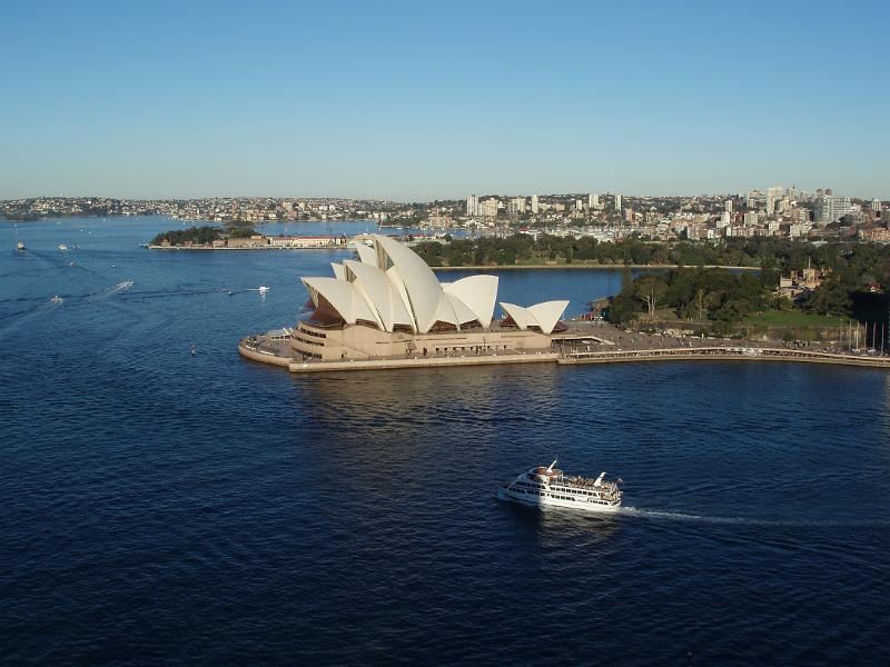 Australian Attraction - Opera House by photoeverywhere.co.uk