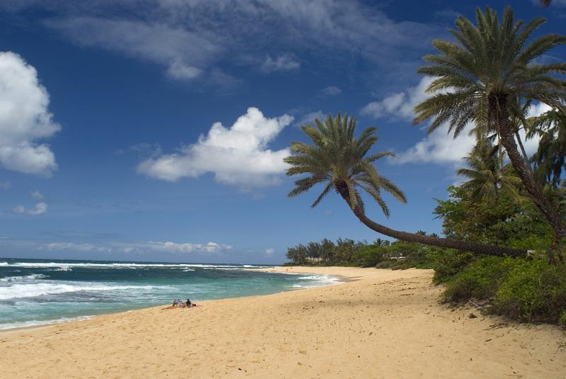 Sunset Beach Hawaii by photoeverywhere.co.uk