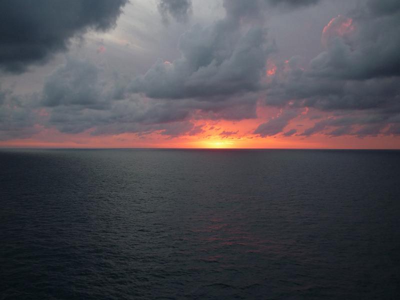 Free Stock Photo Of Ocean Cruise Sunet Photoeverywhere