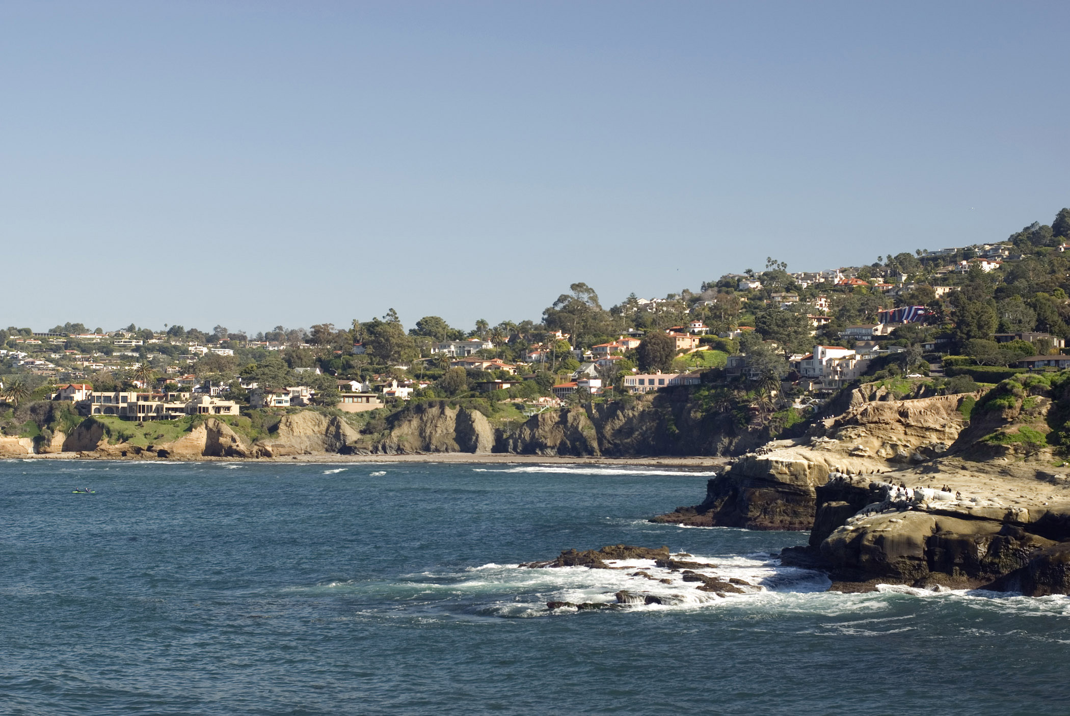 Free Stock Photo Of La Jolla Cove Beach In California