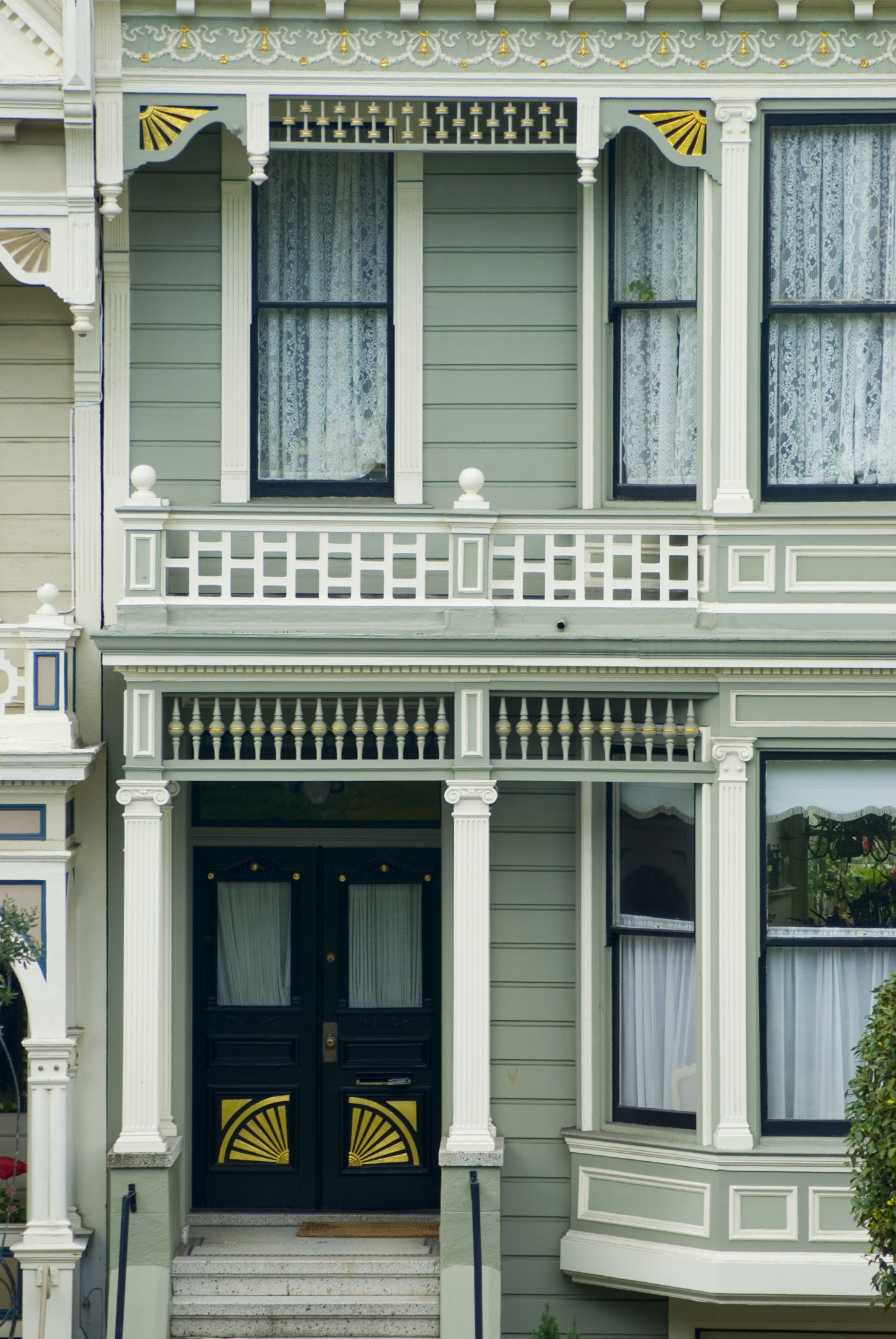 Free Stock photo of Architectural Historic House Front View ...