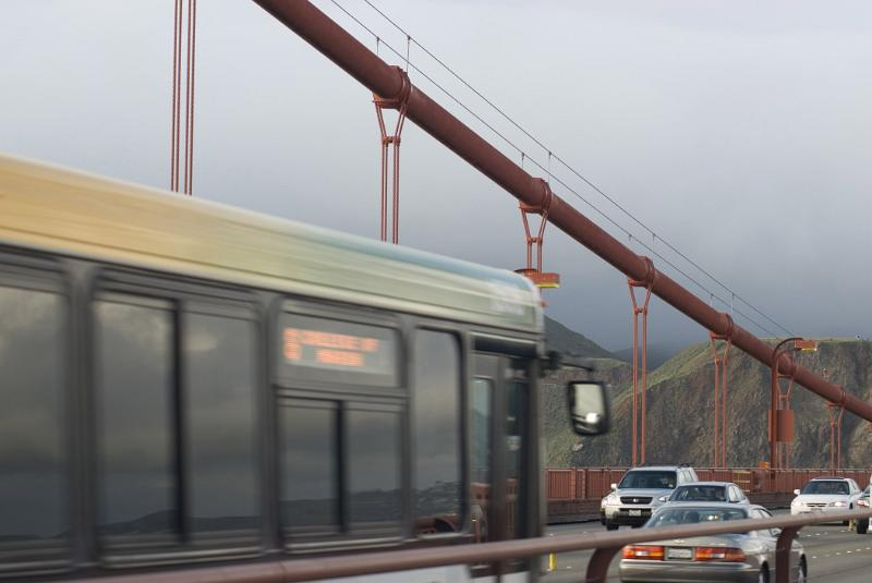Daily How Many Cars Drive The Golden Gate Bridge