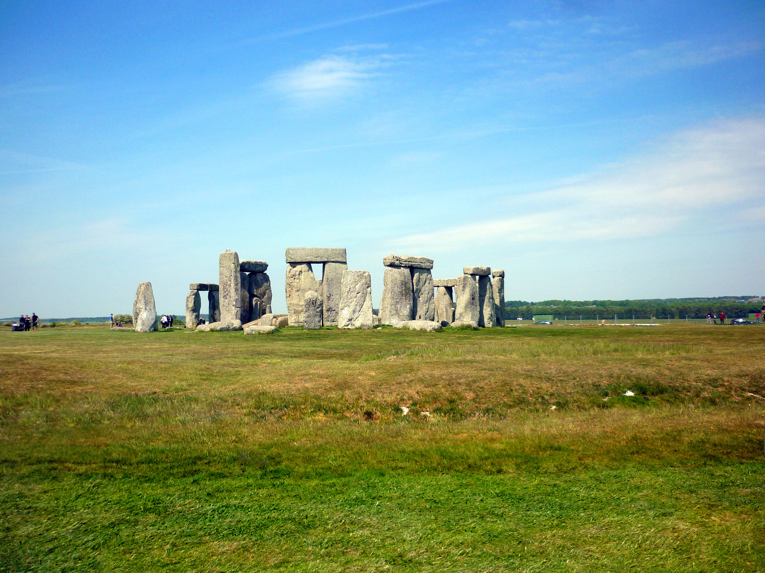 one of the uk's most famous landmarks, stonehenge